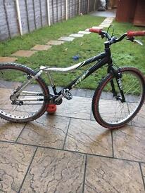 Onza t raptor trails bike fully loaded