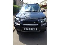 Freelander2006 on 55 Plate- Stunning inside and out - Black 82K - Manual - 17inch alloys Sale/Swap
