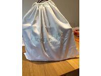 Michael Kors Claret red Handbag