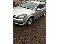 Vauxhall Astra Coupe 1.9 diesel
