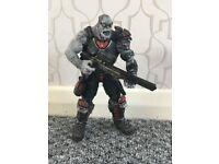 """Gears of War Locust Sniper Figure (7"""") (Excellent Condition)"""