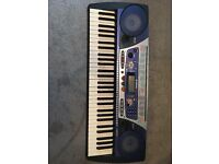 Yamaha PSR-262 keyboard (power adaptor missing)