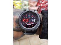 Samsung gear s3 smartwatch MINT