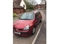 Renault Clio 1.5 dCi Expression + 5dr