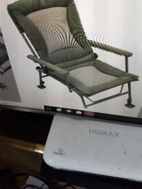 Long leg fishing chair
