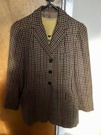 Child's show jacket and waistcoat for sale