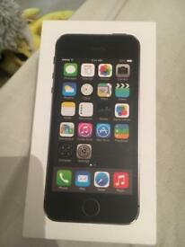 iPhone 5s 16gb Space grey (Unlocked)