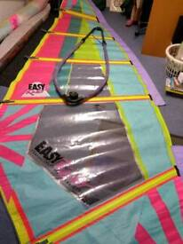Windsurfer Easy Rider 5.1 sail + Nautix boom