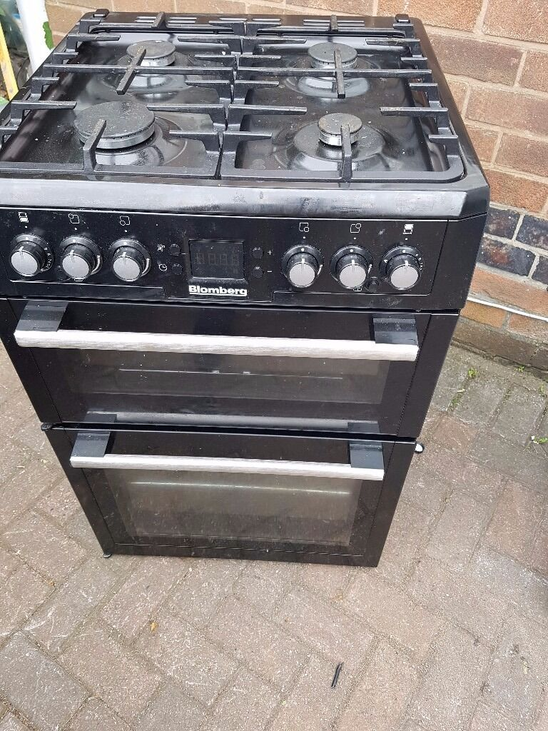 Blomberg gas cooker 60cm