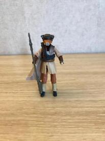 Star Wars Black Series Leia in Boushh Biunty Hunter outfit