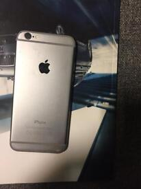 iPhone 6 on Vodafone 16GB very good condition comes with the charger