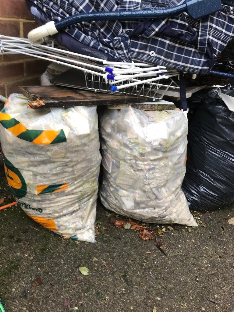 Bags of hardcore