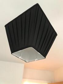 Large lamp shade