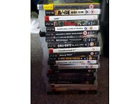 Bunch of PS3 Games