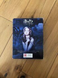 Buffy the vampire slayer boxed set season 1