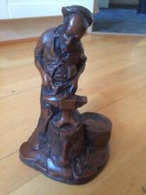 Blacksmith figurine