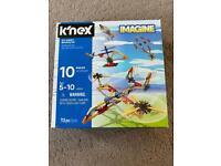 K'nex fly away building set