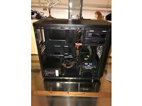 Corsair carbide spec 01 of case plus fsp psu and DVD. Rrp £180