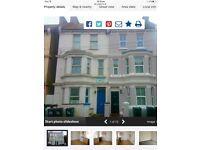 Garden flat , 1 bed £495 ,immediate possession