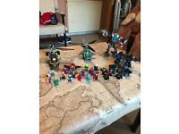 Lego Batman - Figures & Vehicles