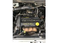 VAUXHALL ASTRA 1.6 TWINPORT ENGINE