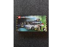 LEGO ghostbusters 21108 Brand New In box