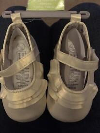 Baby Christening/wedding shoes