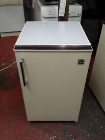 Frigidaire 50cm wide under counter fridge with freezer compartment