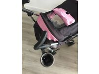 Limited edition silver cross pushchair stroller pram