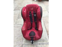 ISEOS TT OXYGEN RED BABY SEAT