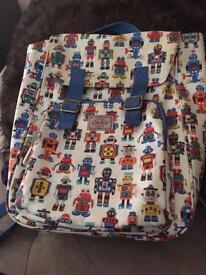 Cath Kidston robot bag.