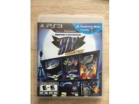 Sly Collection {PS3 - Used}