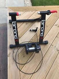Brand X cycle trainer