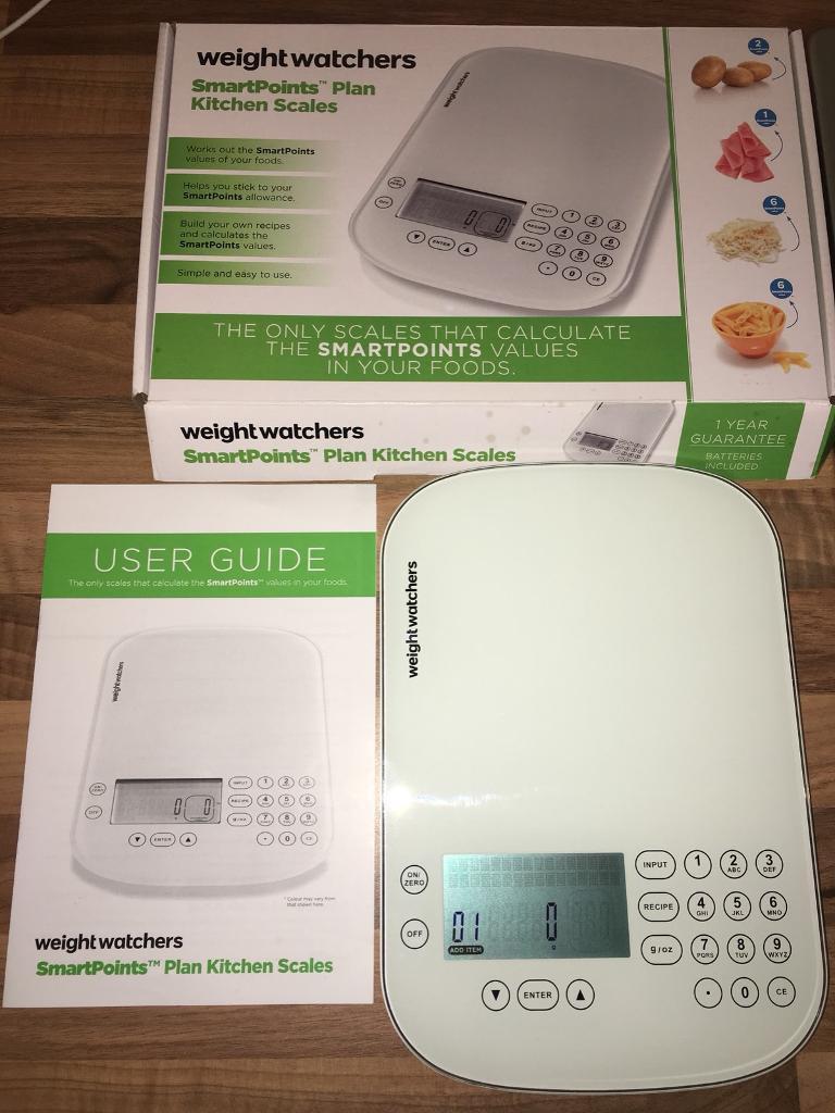 Weight Watchers SmartPoints Kitchen Scales