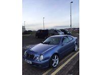 Mercedes clk 230 kompresor 12 months mot £999