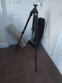 Manfrotto 190PROD Tripod and Bag