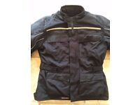Frank Thomas Aqua Pore Textile jacket and trousers