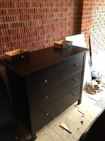 IKEA Hemnes dresser with mirror
