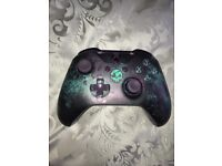 Xbox one controller sea of thieves edition!