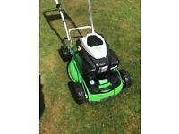 Viking mb4 rtb petrol mulching lawnmower