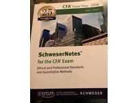 CFA Level 1 Ethical and Professional Standards and Quantitative Methods
