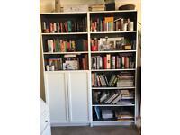 Billy Ikea bookshelves 80x28x202