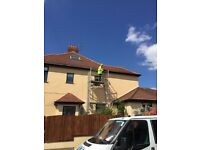 Scaffold Boss/eiger tower 6.2m working height
