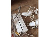 Wii games console