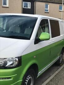 2011 Vw transporter window van