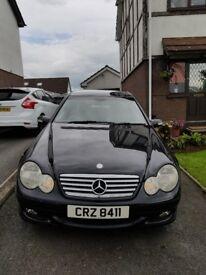 2004 Mercedes Benz COUPE C200 CDI SE AUTO