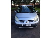 Bargain Renault Scenic Dynamique 2004 For Sale