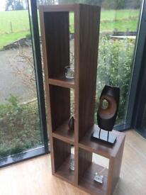 Living room table/ shelved unit
