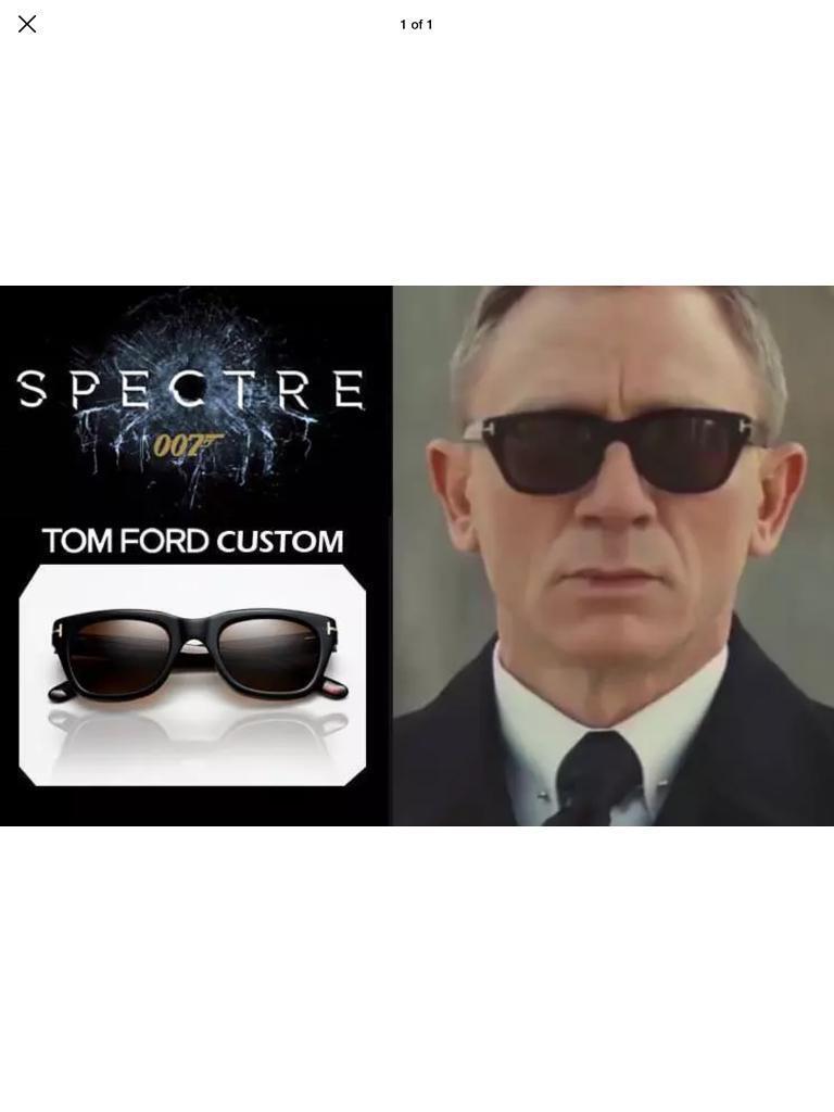 5361bebd35b Tom ford james bond spectre havana sunglasses in cottingham JPG 768x1024 Tom  ford spectre sunglasses