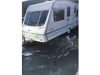 1998 swift islay 5 berth £1395